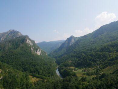 Экскурсия в каньоны Черногории