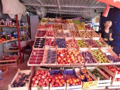 Фрукты в Черногории сезоны созревания и цены