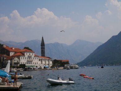 Пераст в Черногории. Достопримечательности, фото, отзывы