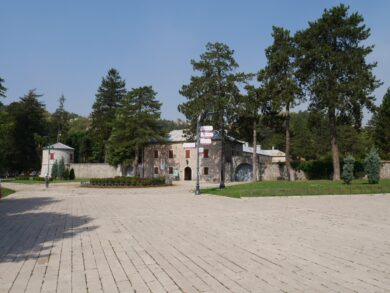 Цетинье главные достопримечательности столицы Черногории