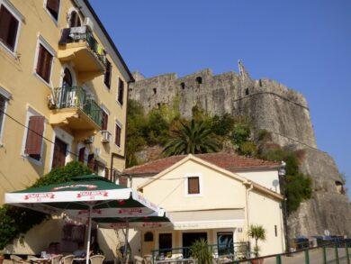 Крепость Форте Маре в Херцег Нови