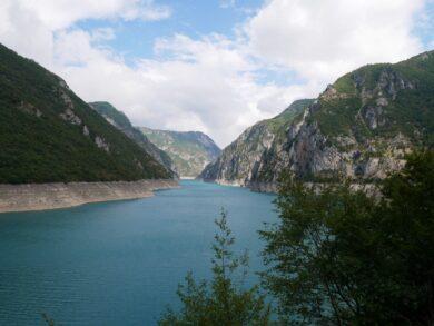 Экскурсия на Пивское озеро и в Дурмитор, Черногория