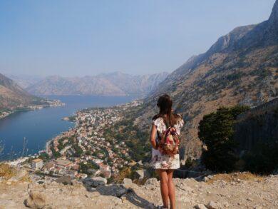 В Черногорию самостоятельно