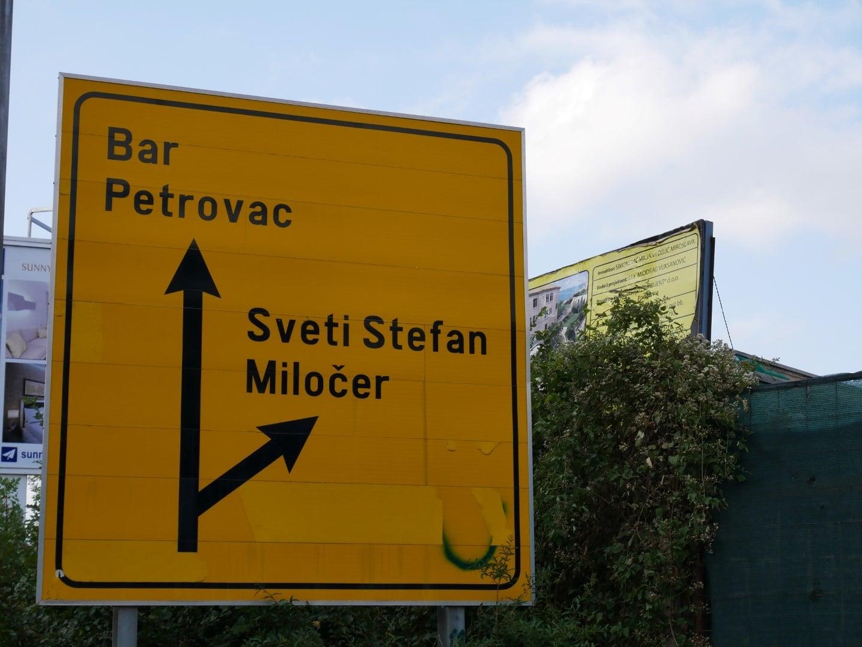 Язык в черногории: насколько сложный, понимают ли русский.