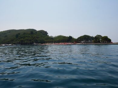 Гавайи в Будве   пляж на острове Святого Николая. Фото и отзывы.Черногория