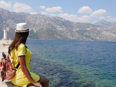 Какое море в Черногории
