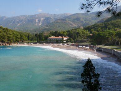 Пляжи Черногории какие бывают, где находятся. Фото и отзывы